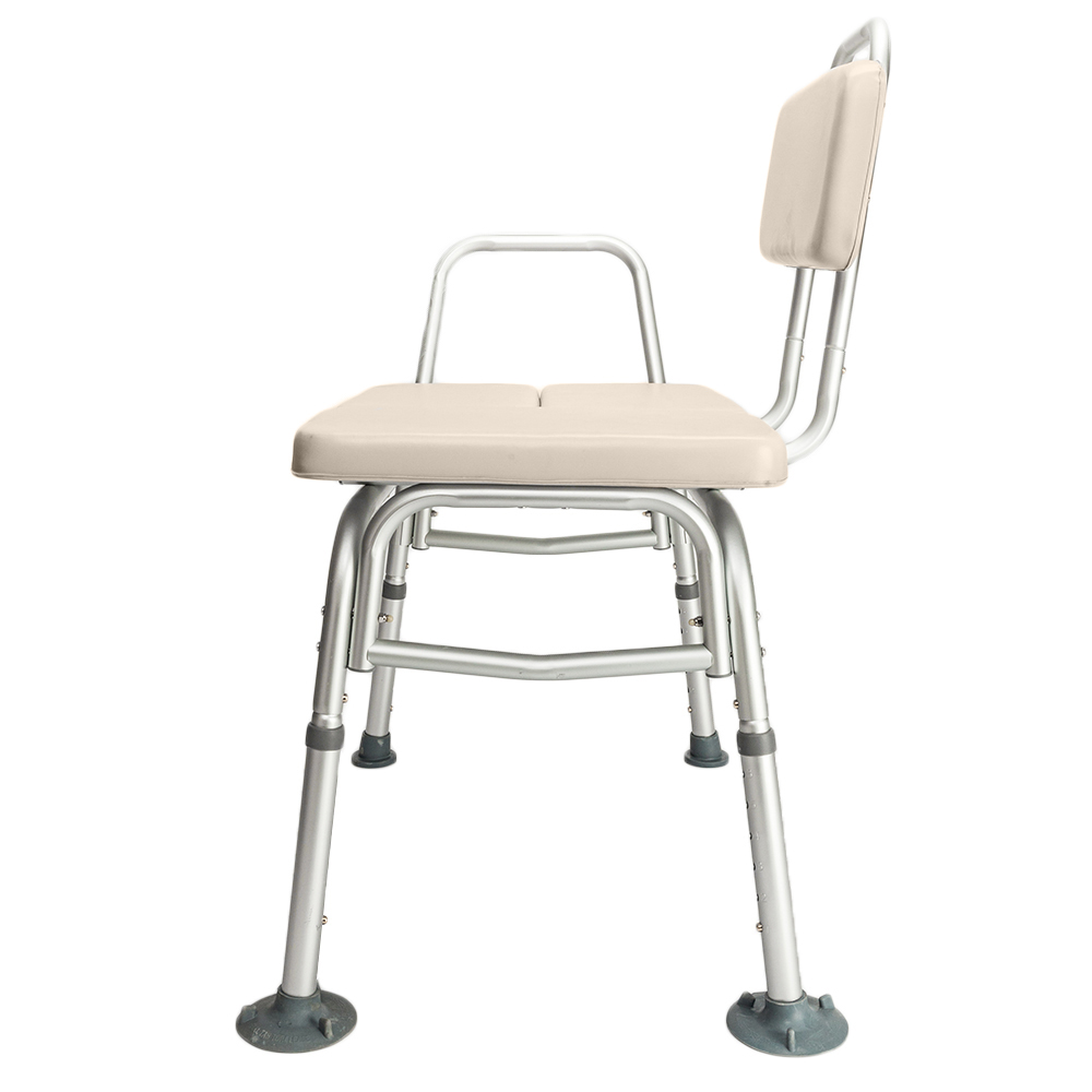 Medical Shower Chair Adjustable Bath Tub Shower Transfer