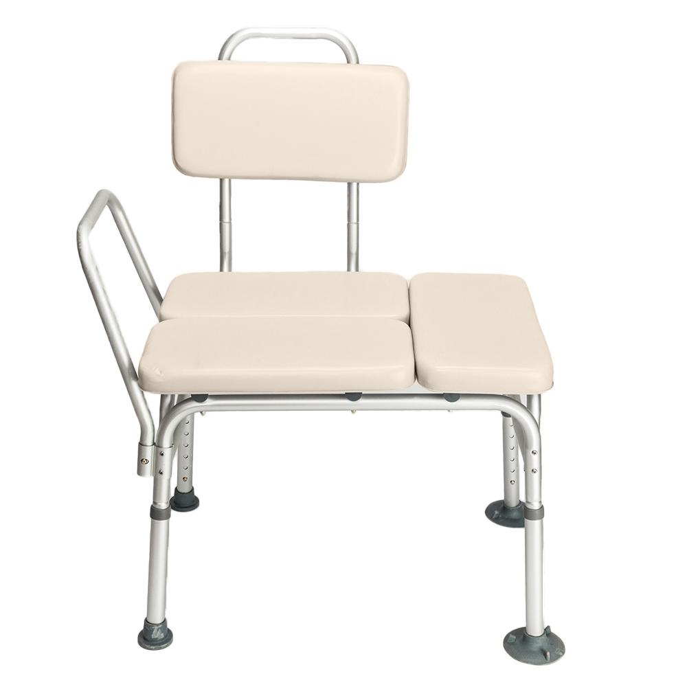 Medical Shower Chair Adjustable Bath Tub Shower Transfer Bench Bath ...