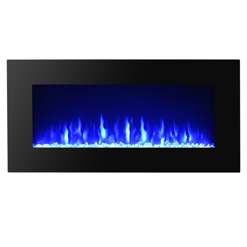 36 Quot Inch 1500w Electric Fireplace Led Flame Insert Heater
