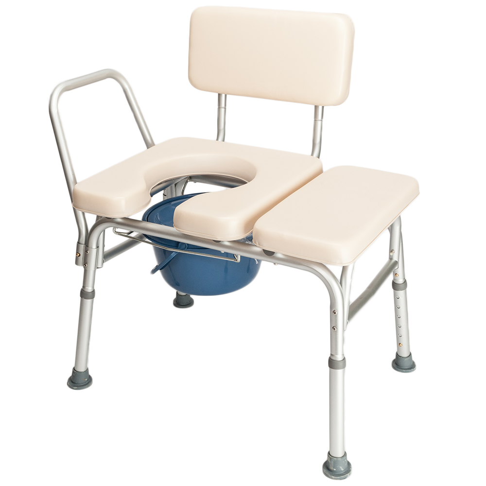 Commode Bedside Commode Pregnant Woman Elderly Chair Toilet Chair ...