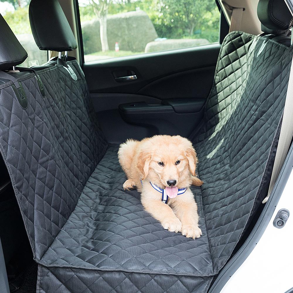 Practical Pet Car Suv Van Back Rear Bench Seat Cover