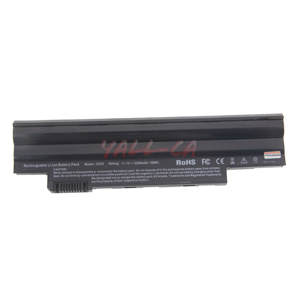 Battery For Acer Aspire One D255 D257 D260 AOD255 AL10A31